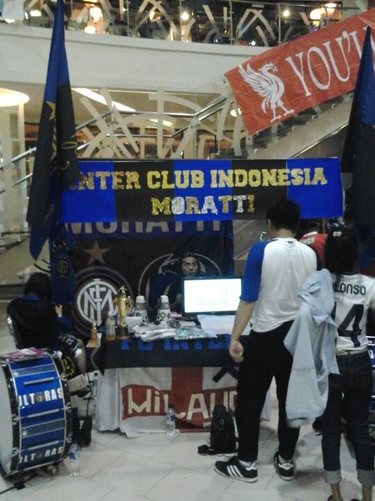 Inter Milan gak mau kalah brooow