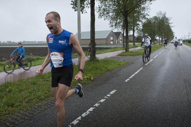 Wennemars beste Nederlander tijdens Wings for Life World Run