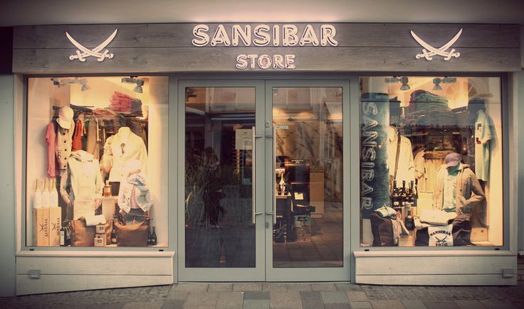 Sansibar Sylt Store Westerland