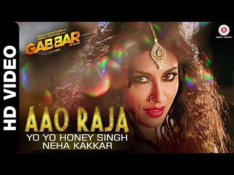 Latest Bollywood Lyrics: AAO RAJA LYRICS - Yo Yo Honey Singh, Neha Kakkar