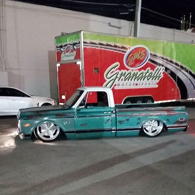 Quot Elevel Quot Chevrolet Wheels And Classic Chevy Trucks