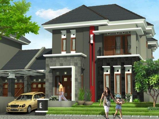Gambar Minimalis Rumah Type 70 Modern Mewah