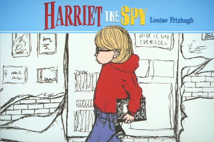 Harriet the Spy: The most unlikable hero in children's lit
