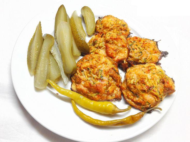 Kolly fitness blogja - RECEPTEK - Cukkinis csirkefasírt lépésről - lépésre