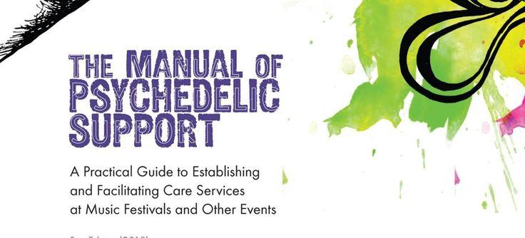 Manual de Apoio Psicadélico | Manual of Psychedelic Support