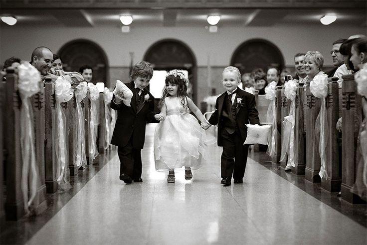 Svadobná hostina – nezabúdajte na deti