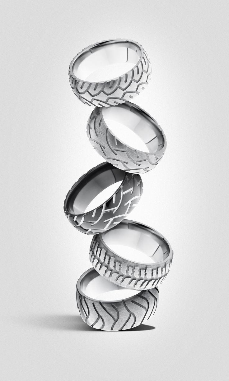 Cool Wedding Rings For Guys