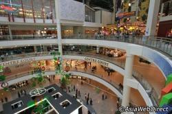 Mid Valley Megamall in Kuala Lumpur