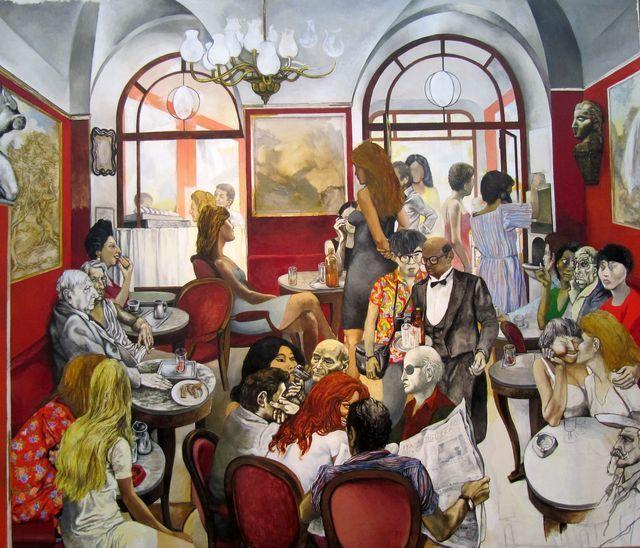renato guttuso paintings | renato guttuso opere - Cerca con Google | BEATIFUL ART | Pinterest ...