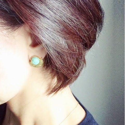 blog@fabCouture.com: ●この可愛いデザインは大人が着けてもしっかりステキ♪【Lizzie Fortunato Jewels...