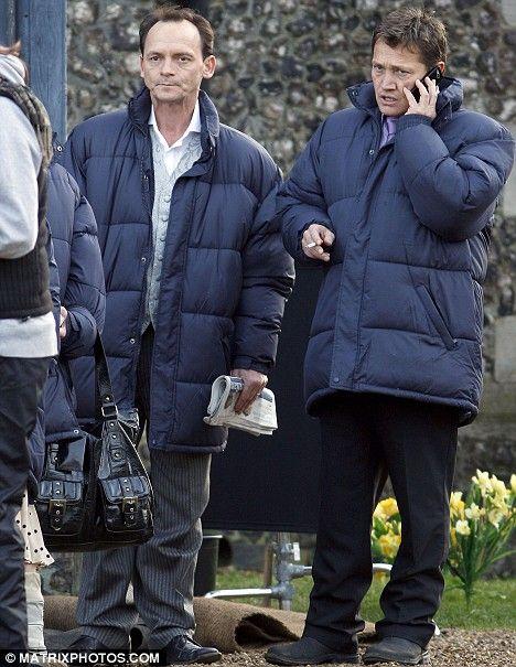 Ricky Butcher (Sid Owen) Billy Mitchell (Perry Fenwick)