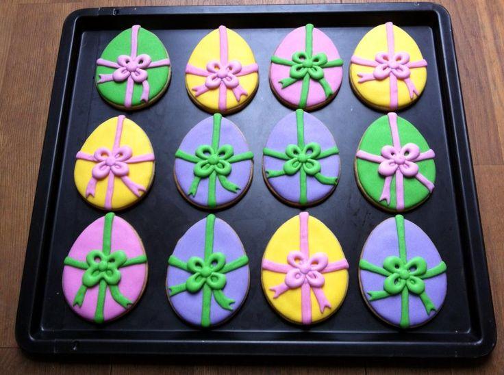 Paaskoekjes / Easter Cookies