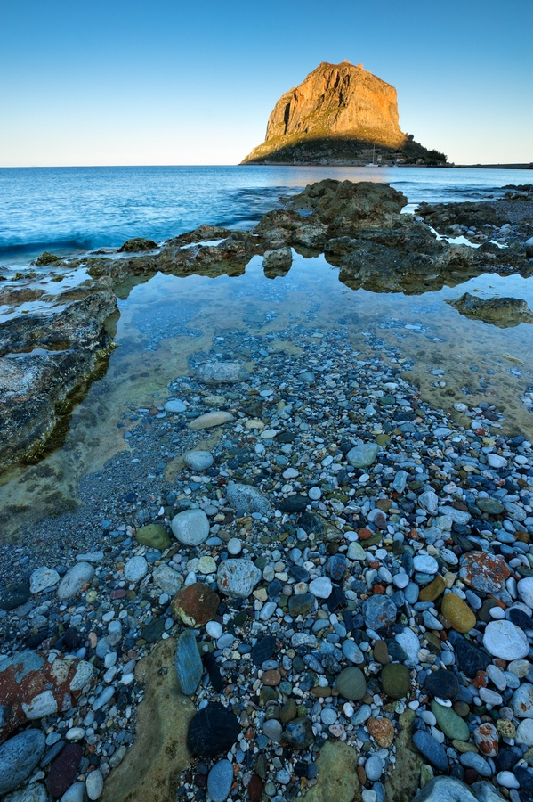 Monemvasia is located in the southeastern Peloponese in the prefecture of #Laconia  #kitsakis