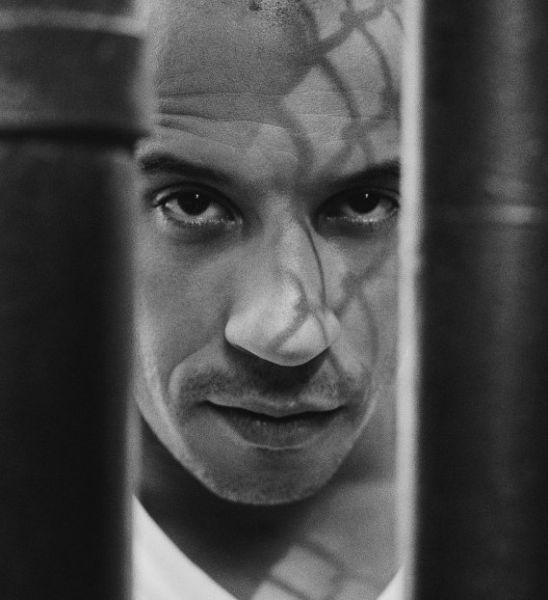 Vin Diesel... my man!