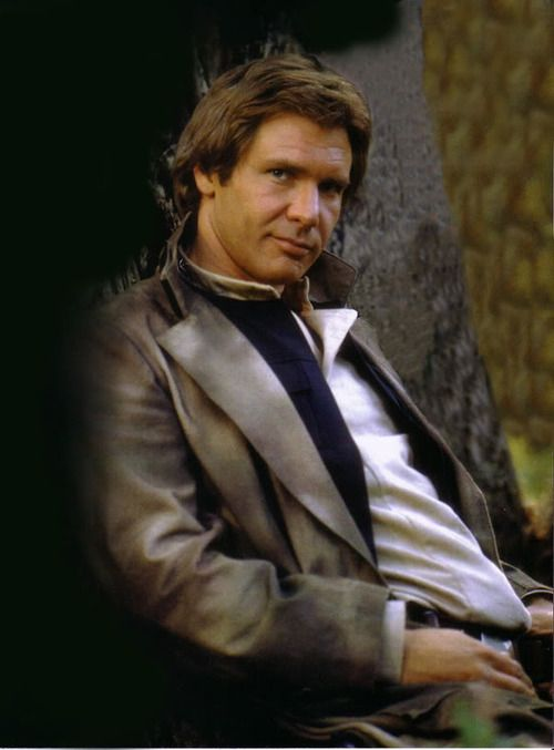 Harrison Ford A childhood crush
