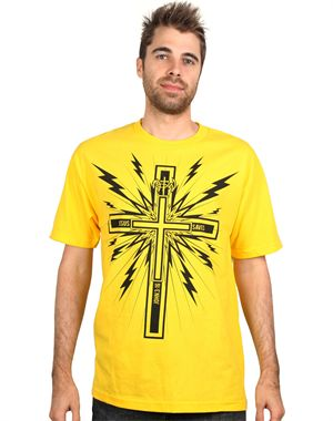 Bolt Cross - Christian Mens Shirts for $9.99 | C28.com