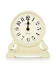 Jones Middleton Mantle Clock