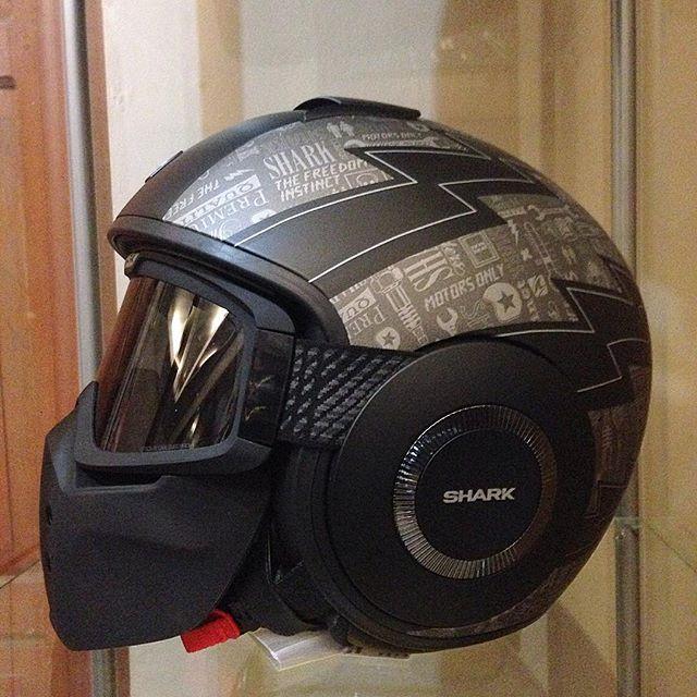 Shark Raw Helmets 64