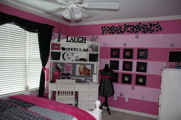 fashionista room decor | FASHIONISTA BEDROOM, Fashionista bedroom for 10 yr old girl who loves ...