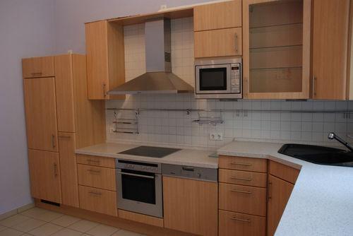 Gepflegte Küche mit Geräten aus Nichtraucherhaushalt 301 Euro