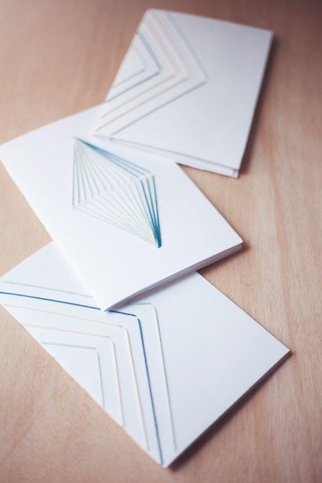 DIY Notebooks ⎪ Elle Frost