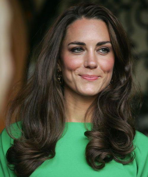 Kate Middleton. Hair Envy