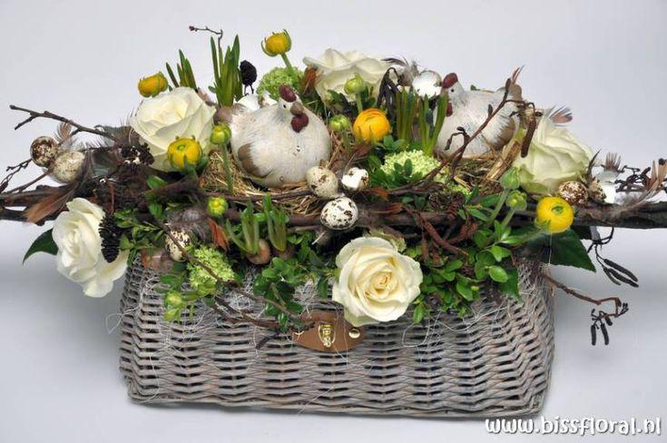 Pasen – Floral Blog | Bloemen, Workshops en Arrangementen | www.bissfloral.nl