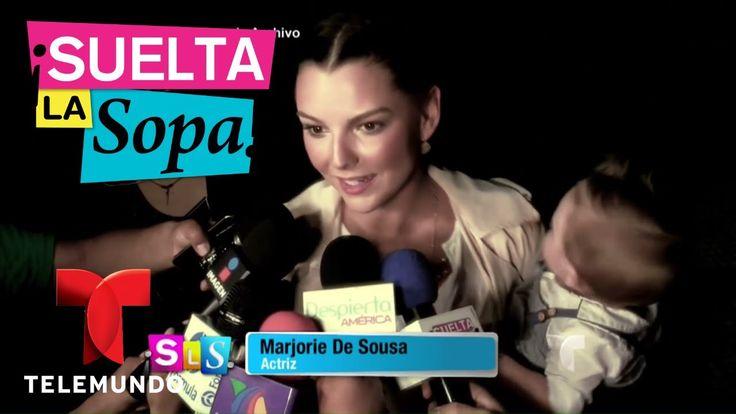 Julián Gil despotrica en contra de Marjorie de Sousa | Suelta La Sopa | ...