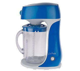 Chris Freytag Iced Tea Maker w/ Fruit Infusion Pitcher - QVC.com