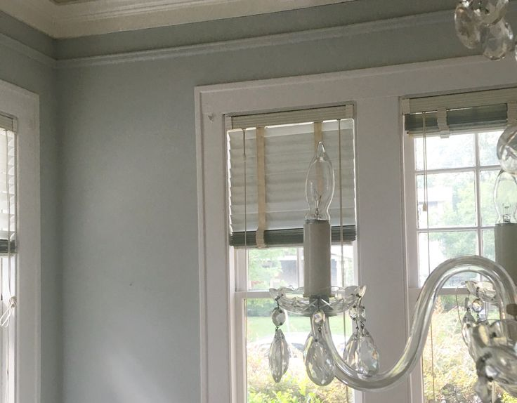 "My favorite paint color: ""Curio"" by Behr Marquee"
