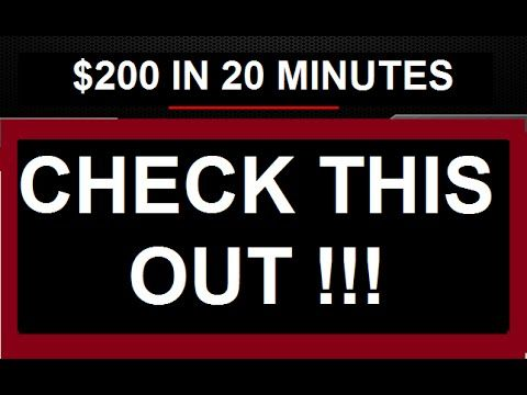 $200 IN 20 Minutes | $200 in 20 MinutesTestimonial