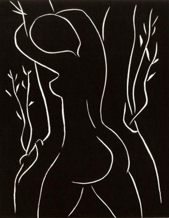 "Henri Matisse, ""Pasiphae Embracing an Olive Tree"". #Laudemio #artgallery"