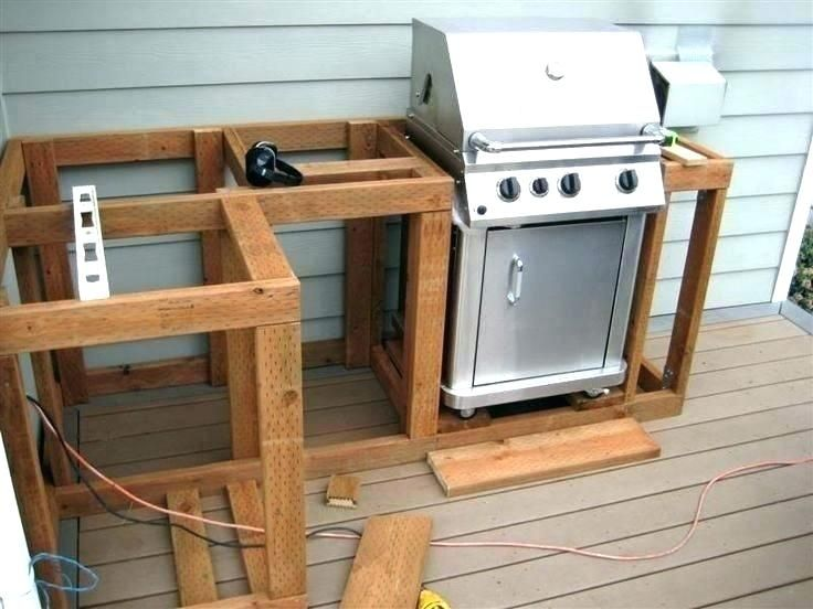 15 Outdoor Kitchen Ideas With Charcoal Grill Outdoor Kitchen Ideas For Small Spaces Backyard Kitchen Build Outdoor Kitchen Outdoor Kitchen Design