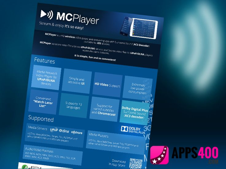 MCPLAYER #HD PRO #WIRELESS a #VIDEO PLAYER #REVIEWED via http://www.arkudadigital.com/mcplayer-hd-pro-video-player-wireless-review-by-apps400/ (scheduled via http://www.tailwindapp.com?utm_source=pinterest&utm_medium=twpin&utm_content=post32690178&utm_campaign=scheduler_attribution)