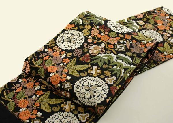 【 結 城 屋 】よくある質問「友人の結婚式で着た付け下げの帯」