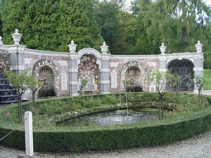 Schelpengalerij Kasteel Rosendael, Rozendaal ( Gld.)