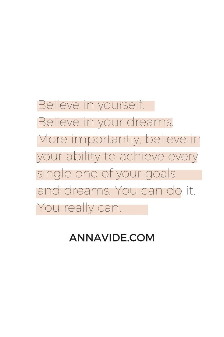 Motivation quote, motivational quotes, quote of the day, Anna Vide Blog, live your dreams, follow your dream quote, girl boss quotes #gilrbossquotes #motivationalquotes
