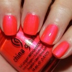 China Glaze Neon Summer 2012: Surfin' For Boys