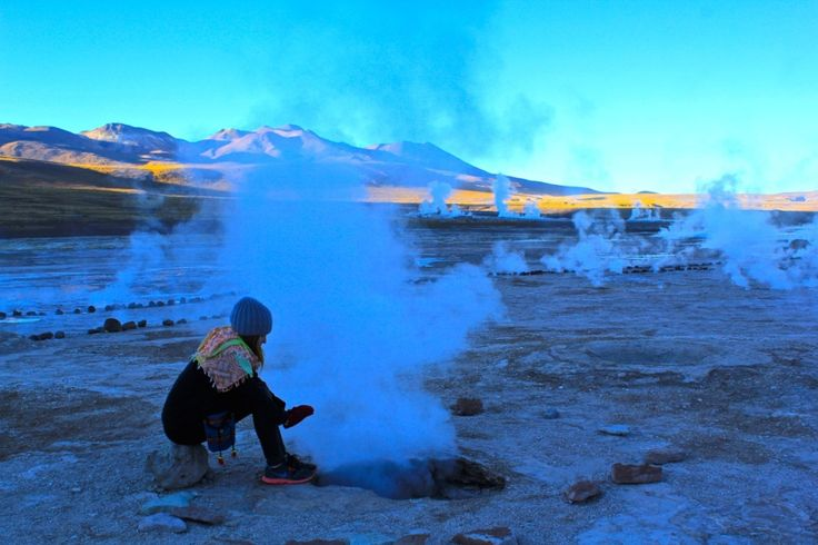 Visiting the Driest Place in the World: San Pedro de Atacama: Tatio Geysers