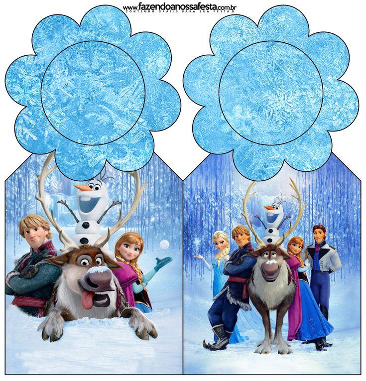 Bookmark      ...Marcador de Páginas Frozen Disney - Uma Aventura Congelante:  http://www.fazendoanossafesta.com.br/2014/01/frozendisney-umaaventuracongelante.html/frozen-disney-uma-aventura-congelante-91/#main