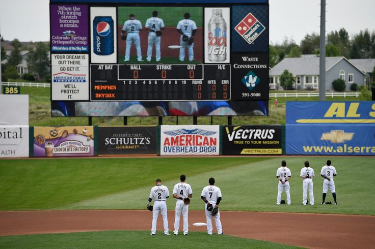 Triple-A baseball leaving Colorado Springs after 30 years