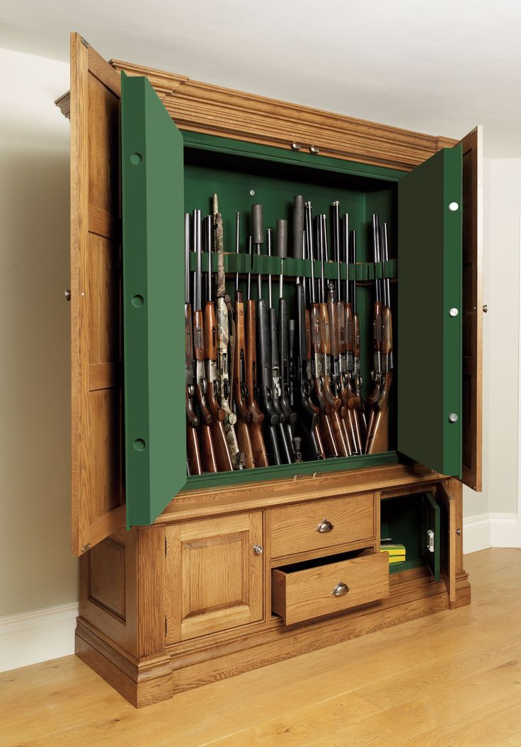 1000 Images About Gun Storage On Pinterest Hidden Gun