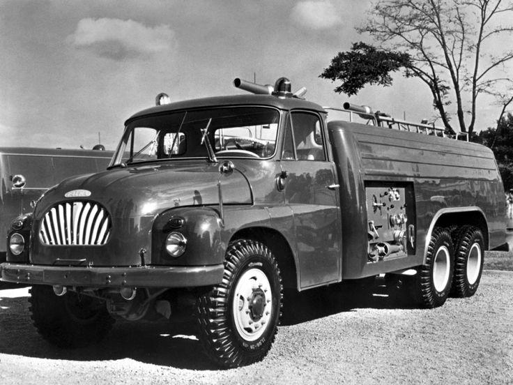 ASC32 на шасси Tatra T138 '1962–67