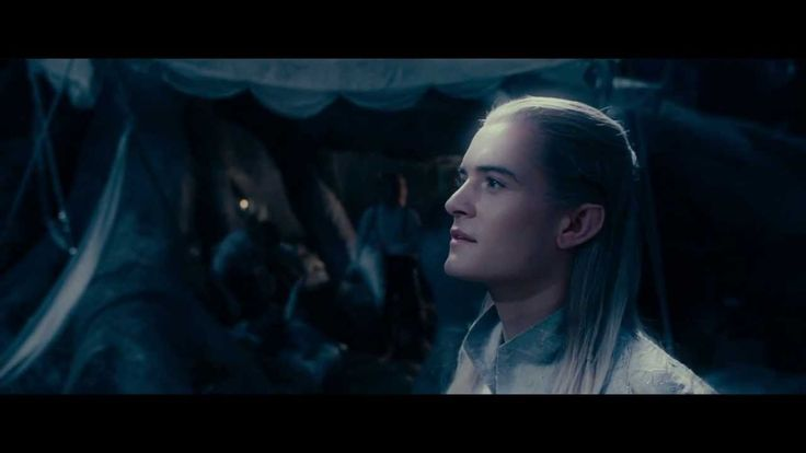 LOTR The Fellowship of the Ring - Extended Edition - Lament for Gandalf YOU HAVE TO SEE THIS