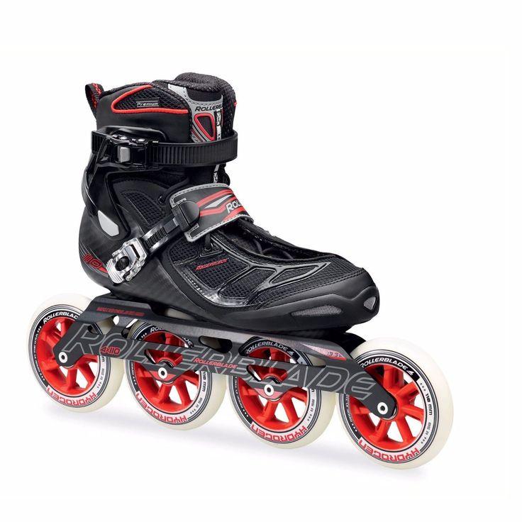 Men 47346: 2016 Rollerblade Tempest C 110 Pro Skates Men S Sizes 8-12 New! -> BUY IT NOW ONLY: $249 on eBay!