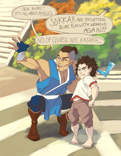 Uncle Sokka