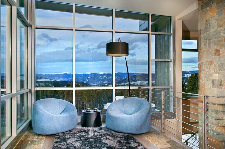 Сказочный дом на горнолыжном курорте в Колорадо