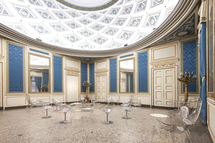 "Kartell for Expo | Palazzo Reale: ""Leonardo 1452-1519"" exhibition"