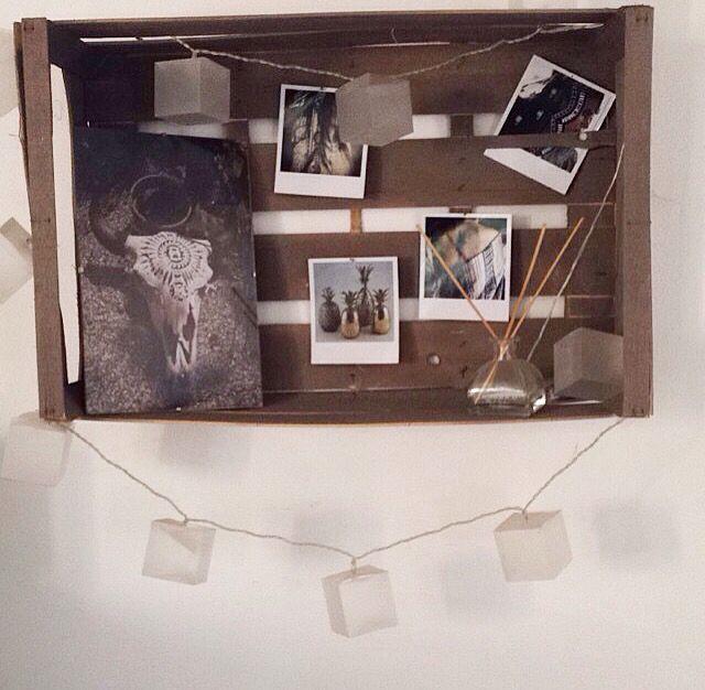 DIY | My home | photo pics | guirlande | bohemianlysane