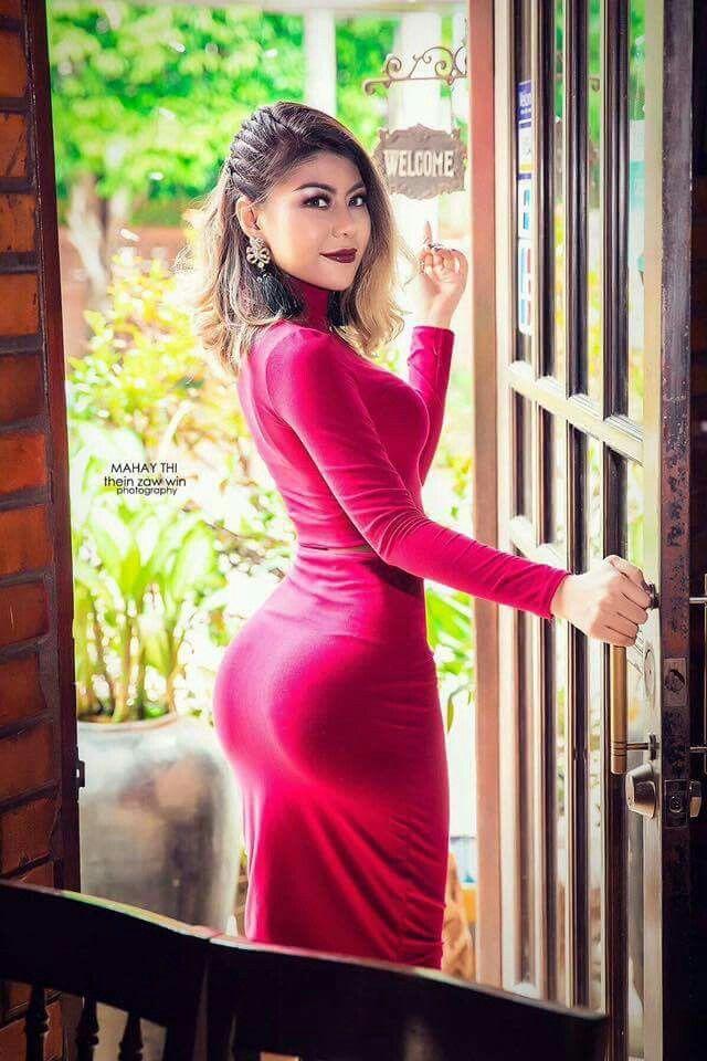 Pin On Myanmar Girls-5210